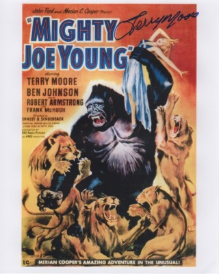 """Mighty Joe Young"" poster"