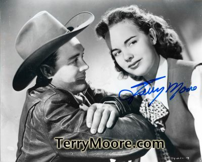 "Terry Moore in ""Mighty Joe Young"""